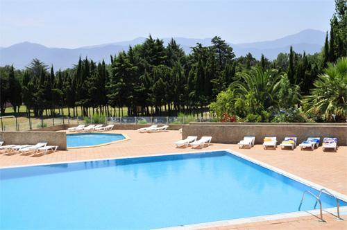 Club Vacances - Argelès-sur-Mer - Extérieur été
