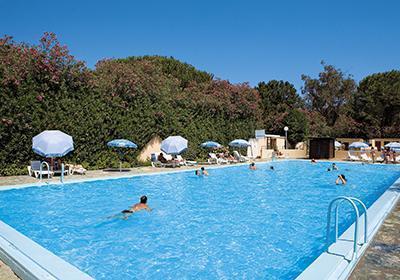 Castellare di Casinca - DOMAINE RESIDENTIEL DE PLEIN AIR D´ANGHIONE - Mobil-Home 4 pièces 6 personnes