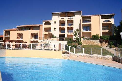 Roquebrune-sur-Argens/ Les Issambres - LE DOMAINE DE LA GAILLARDE - Studio cabine 4 personnes pour 264.00€