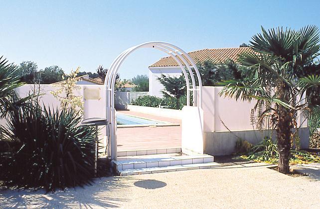 La Tranche-sur-Mer - LE DOMAINE DE SAINTE ANNE / LES VENDEENNES - Maisonnette 2 pièces ou mezzanine 4 personnes pour 191.00€