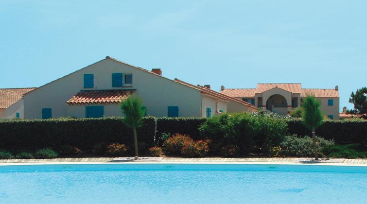 Brétignolles-sur-Mer - LE DOMAINE DU GRAND LARGE ET LES OCEANIDES - Maisonnette ou appartement 3 pièces 4 personnes pour 205.00€