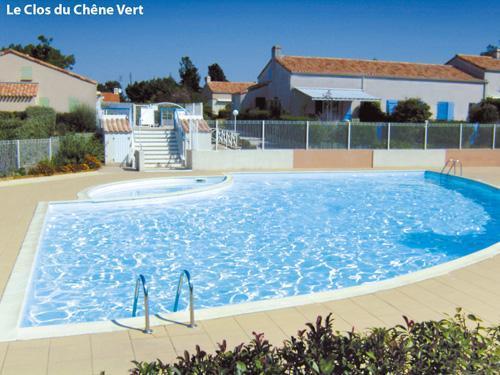 Saint-Jean-de-Monts - LE HAMEAU DES PINS ET LE CLOS DU CHENE VERT - Maisonnette cabine ou mezzanine 4 personnes pour 178.00€