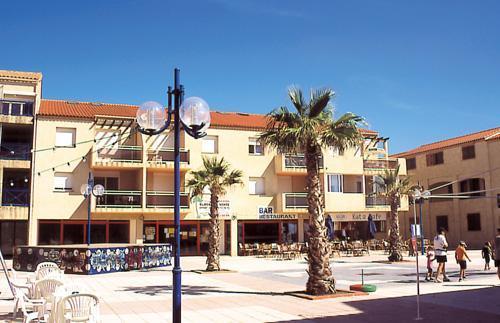Sainte-Marie-la-Mer/ Sainte-Marie-Plage - LES RESIDENCES DE SAINTE MARIE PLAGE - Appartement 2 pièces 4 personnes pour 197.00€