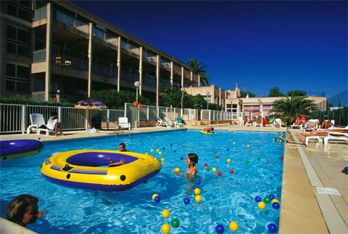 Location Residence-club Le Kangourou mer