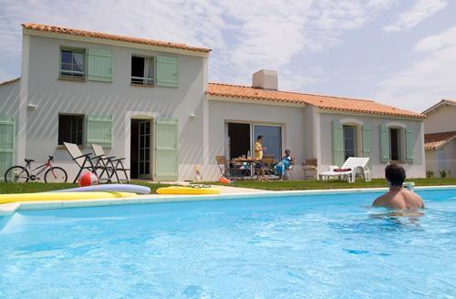 Saint Gilles Croix de Vie - RESIDENCE DE FONTENELLES - Appartement 2 pièces 4 personnes (BBF) pour 230.00€