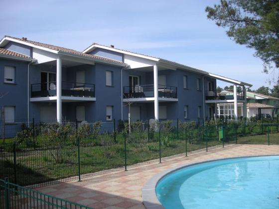 Le Verdon-sur-Mer - RESIDENCE DE L'ESTUAIRE - Appartement 2 pièces 4 personnes (RDC) pour 164.00€