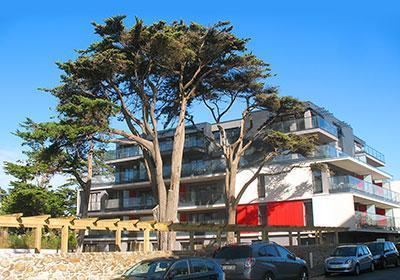 Pornichet - RESIDENCE DE LA PLAGE - Appartement 2 pièces 4 personnes