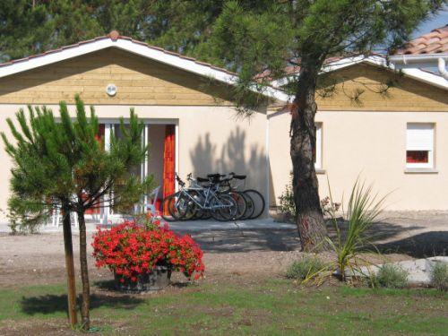 Hourtin - RESIDENCE DU LAC - Maison duplex mitoyenne 2 pièces 4 personnes pour 126.00€