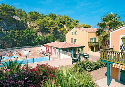 Narbonne-Plage - RESIDENCE EDEN ROC - Appartement 2 pièces 4 personnes