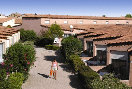 Saint-Cyprien - RESIDENCE JARDINS DE NEPTUNE - Appartement supérieur 2 pièces 2 personnes (Nérée) pour 157.00€