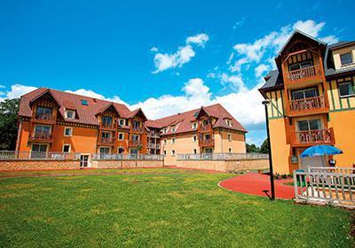 Saint Arnoult - RESIDENCE LA FERME DE DEAUVILLE - Appartement 3 pièces 6 personnes
