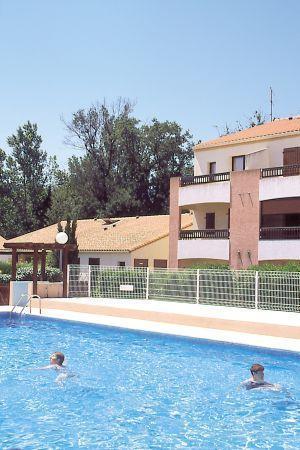 Argelès-sur-Mer - RESIDENCE LAGRANGE LE CLOS CATALAN - Appartement 2 pièces cabine 5 personnes pour 681.00€