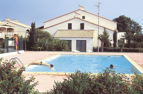 Saint-Cyprien - RESIDENCE LAGRANGE LE HAMEAU DU RIVAGE - Appartement 2 pièces 4 personnes pour 210.00€