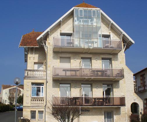 Saint-Palais-sur-Mer - RESIDENCE LAGRANGE LE PHALENE - Studio 3 personnes pour 174.00€