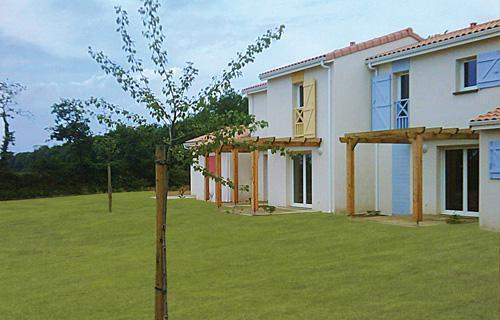 Talmont Saint Hilaire - RESIDENCE LAGRANGE LE VILLAGE DE LA MER - Maisonnette 2 pièces 4 personnes pour 178.00€