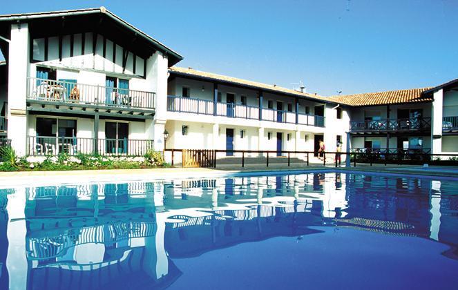 Bassussarry - RESIDENCE LAGRANGE LES HAUTS D'ORLEGUI - Appartement 2 pièces 4 personnes pour 267.00€