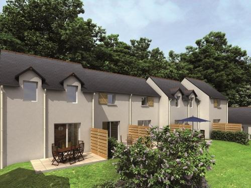 Residence le domaine de la baie location bord mer for Architecture bretonne traditionnelle