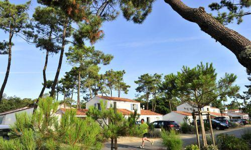 Longeville-sur-Mer - RESIDENCE LE DOMAINE DES OYATS - Maisonnette 2 pièces 4 personnes pour 154.00€