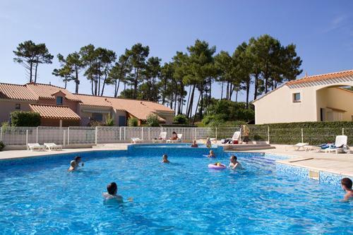 Saint-Jean-de-Monts - RESIDENCE LE MAS DE VERTMARINES - Maison 1 pièce mezzanine 4 personnes (CAT) pour 268.00€
