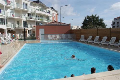 Les Sables-d'Olonne - RESIDENCE LES JARDINS DE L'AMIRAUTE - Appartement 2 pièces 4 personnes pour 255.00€