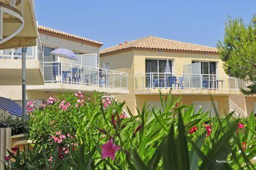 Gruissan - RESIDENCE LES JARDINS DE PHOEBUS - Appartement 2 pièces 4 personnes pour 165.00€