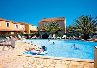 Marseillan-Plage - RESIDENCE LES MARINES D´HELIOS - Villa 2 pièces 2-4 personnes