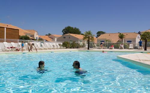Saint-Hilaire-de-Riez - RESIDENCE LES MAS DE SAINT HILAIRE - Maison 2 pièces mezzanine 4-5 personnes (CBT) pour 285.00€