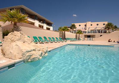 Roquebrune-sur-Argens - RESIDENCE LES PARASOLS D´ARGENS - Appartement 3 pièces 6 personnes