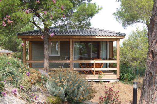 Agde - RESIDENCE LES PESCALUNES - Cottage 3 pièces 6 personnes pour 194.00€