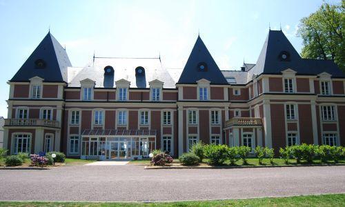Etretat/ Maniquerville - RESIDENCE LES PORTES D'ETRETAT - Appartement 2 pièces 4 personnes (Château) pour 186.00€