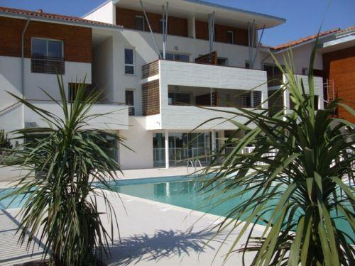 Moliets-et-Maa - RESIDENCE LES TERRASSES DE L'OCEAN - Appartement 2 pièces 4 personnes pour 106.00€