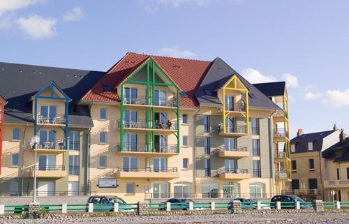Alquiler Residence Les Terrasses De La Plage mar