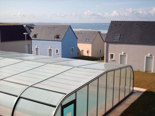 Pentrez Plage - RESIDENCE LES TERRASSES DE PENTREZ PLAGE - Maison duplex 2 pièces 4 personnes (CBF) pour 150.00€