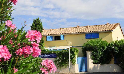 Portiragnes-Plage - RESIDENCE SUN VILLAGE - Maisonnette 2 pièces 5 personnes pour 165.00€