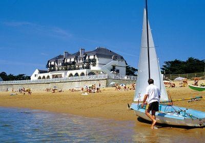 Batz-sur-Mer - RESIDENCE VALENTIN PLAGE - Appartement 3 pièces cabine 7-8 personnes