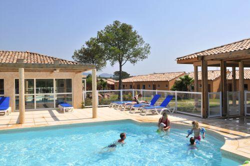 Roquebrune-sur-Argens/ Puget sur Argens - RESIDENCE VILLAGE AZUR - Appartement 2 pièces 4 personnes (azur) pour 223.00€