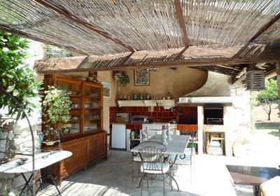 Location Villa Vence mer