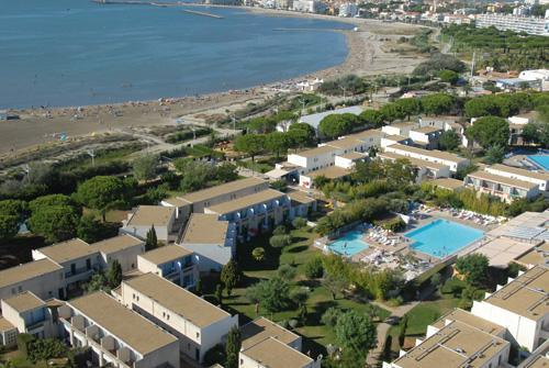 Le Grau du Roi-Port Camargue - VILLAGE CLUB RESIDENCE LAGRANGE DE CAMARGUE - Studio 2-3 personnes pour 178.00€