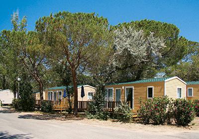 Domaine Résidentiel de Plein Air Elysée - Le Grau du Roi-Port Camargue