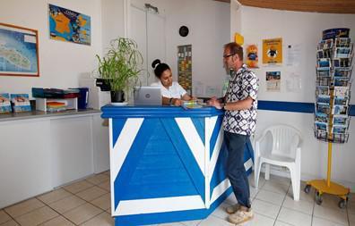 Domaine Résidentiel de Plein Air Tamarins Plage - Ile de Ré