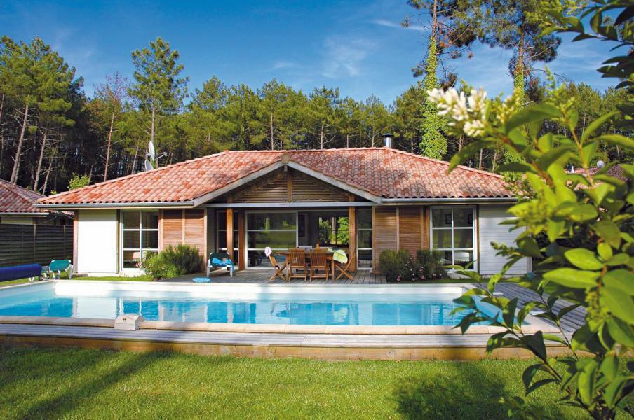 Maison et Villa La Clairière aux Chevreuils - Moliets-et-Maa - Côte Atlantique