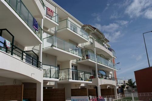 Location appartement 3 pi ces 6 personnes aux sables d - Residence les jardins de l aqueduc montpellier ...