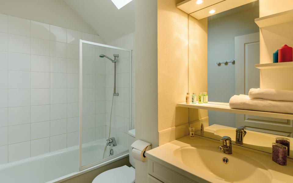 Le Hameau de Peemor Pen - Crozon-Morgat - Bathroom