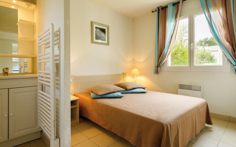 Le Hameau de Peemor Pen - Crozon-Morgat - Double bed