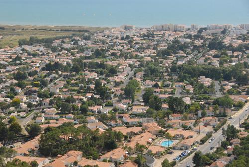 Les Mas de Vertmarine - Saint-Jean-de-Monts - Extérieur été