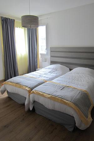 Les Patios Eugénie - Biarritz - Chambre