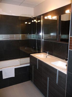 Les Patios Eugénie - Biarritz - Salle de bains