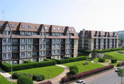 Les Residences De Villers Sur Mer - Villers-sur-Mer - Extérieur été