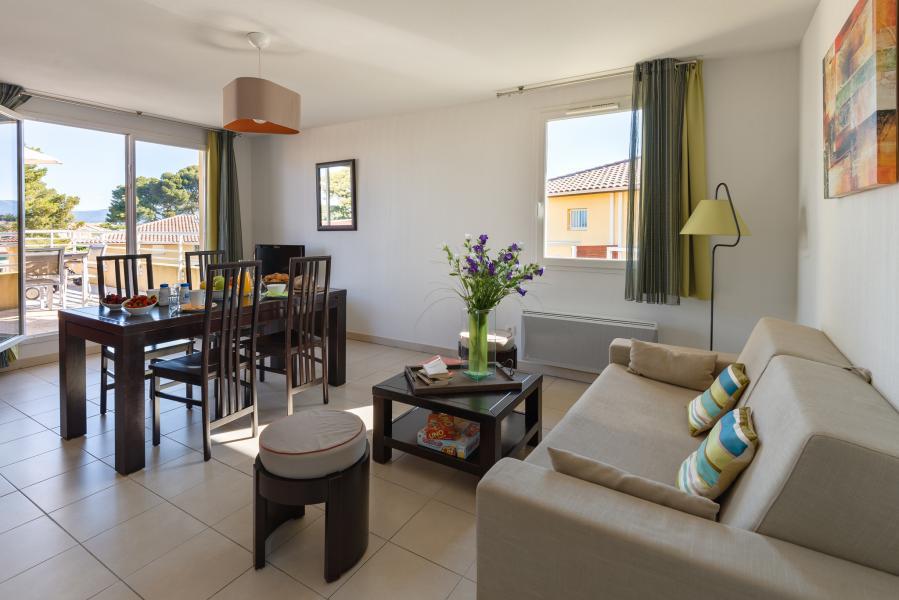 Les Terrasses des Embiez - Six-Fours-les-Plages - Living room