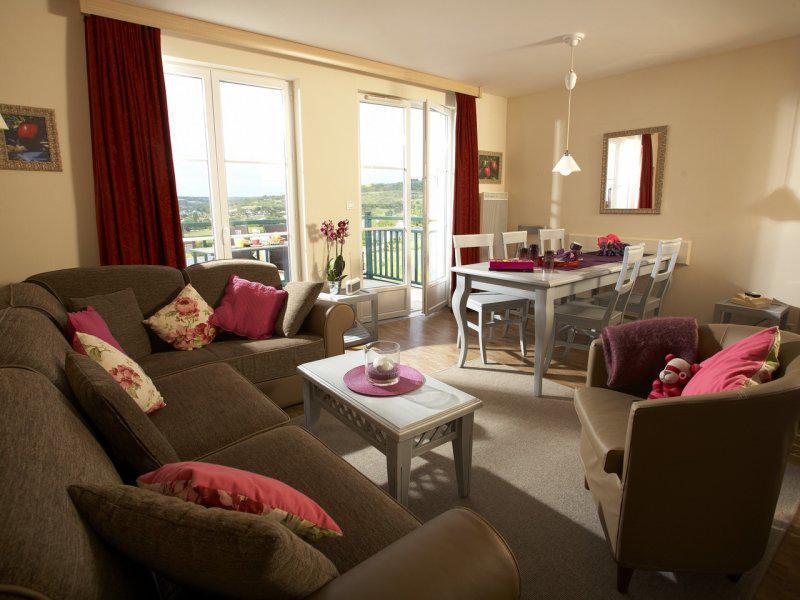 Appartement 4 pièces 8 personnes - P&V Premium Résidence & Spa Normandie - Houlgate